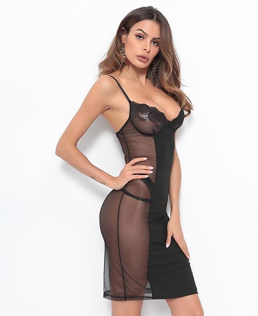 sexy night wear 5297