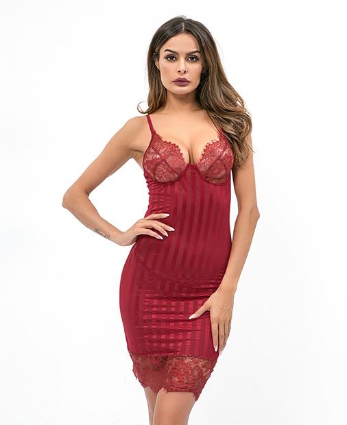 sexy night wear 6466
