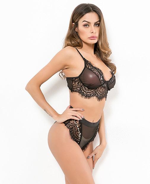 Bras and Panties 5535